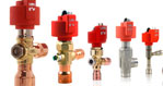 Carel electronic expansion valves, designed to meet any cooling capacity requirements up to 2000 kW in air-conditioning and refrigeration applications